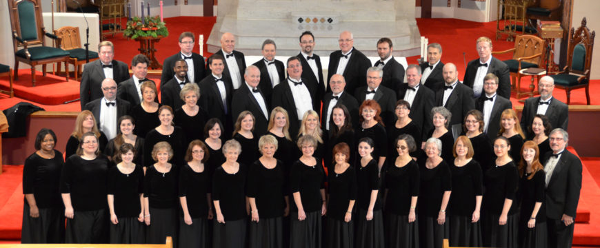 Arkansas' Premier Choir